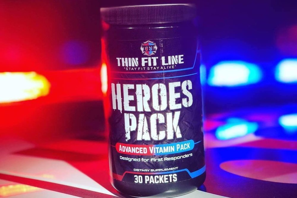 Supplement line for first responders - ems1.com