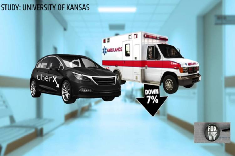 Study: uber reduces ambulance use - jems.com