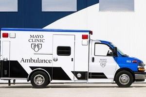 Gold Cross MN rebrands as Mayo Clinic Ambulance - ems1.com