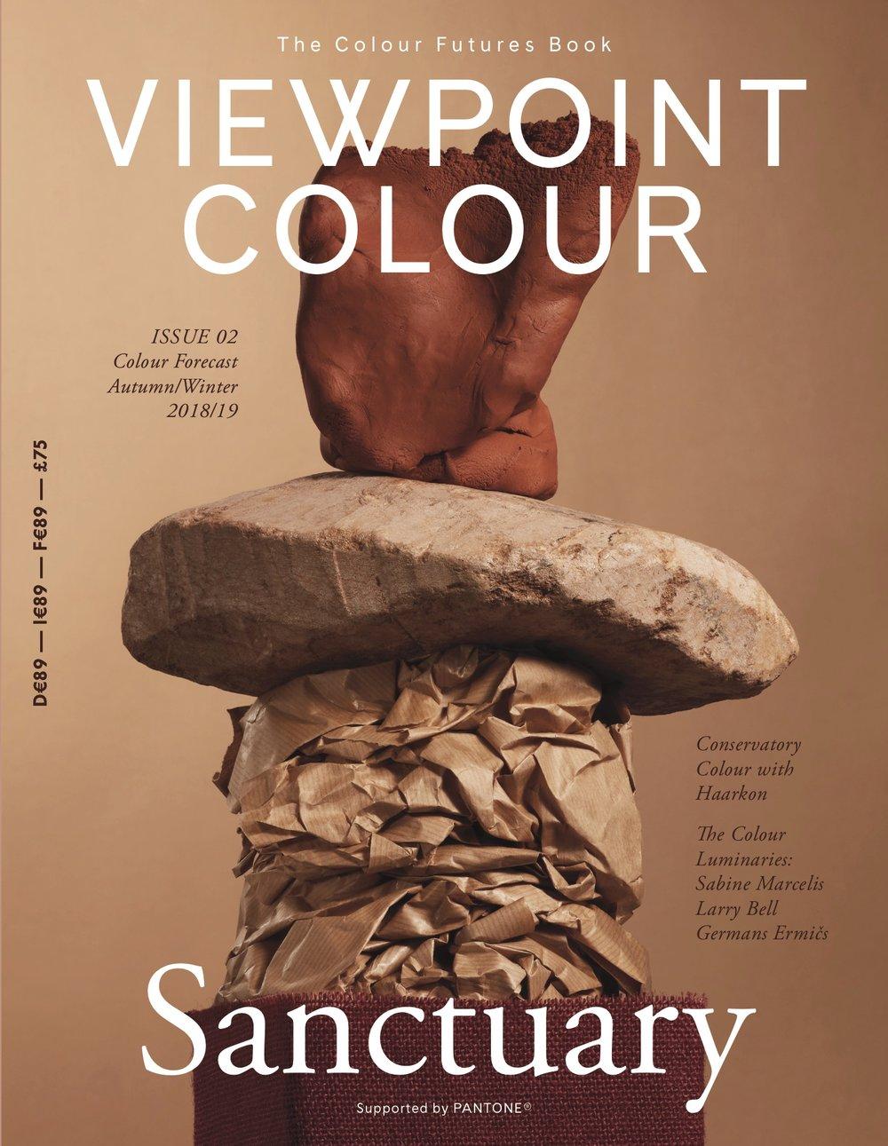 The Colour Futures Book Autumn/Winter 2018/19