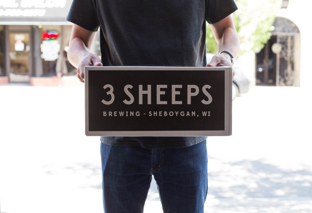 3 Sheeps Case Design