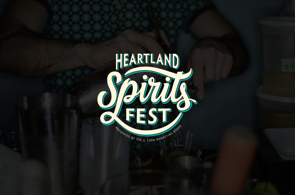 Heartland Spirits Fest Cocktail Logo
