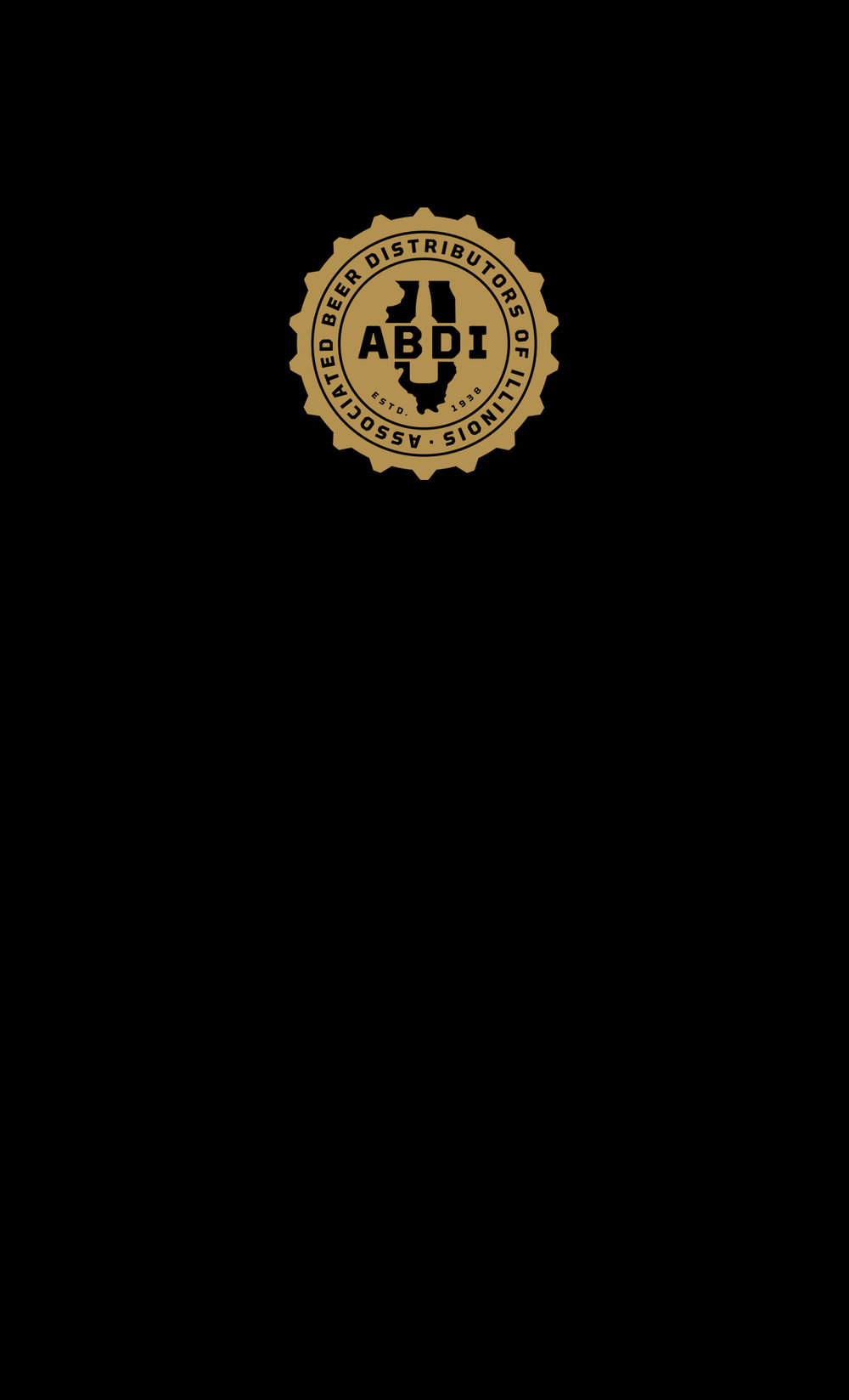 Associated Beer Distributors of Illinois - Logo & Identity DesignStrength.Expertise.Legacy.