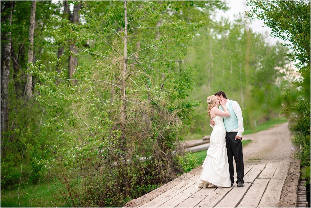 Bozeman Montana Wedding -  Carrie Ann Photography