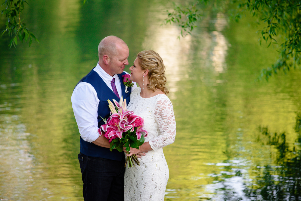 Whitefish Montana Elopement -  Carrie Ann Photography