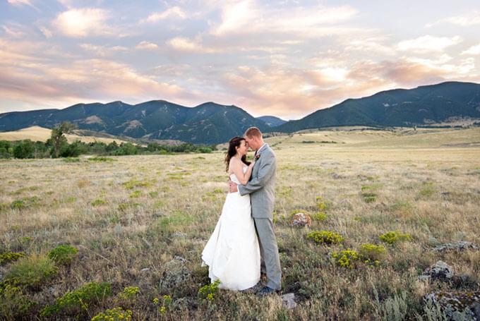 Shondra & Jaramy  Eaton's Ranch Wyoming