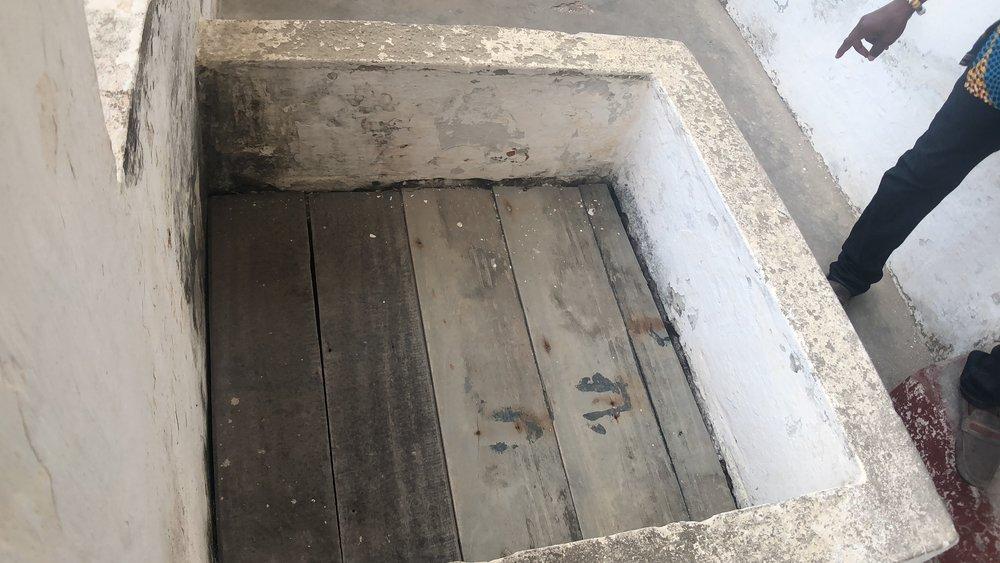 Trap Door of Dungeons
