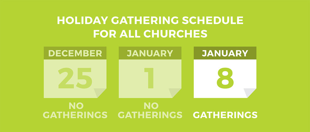 as long as weve been a church we havent hosted gatherings on the weeks around christmas and new years since this is different than what many churches do - How Many Weeks To Christmas