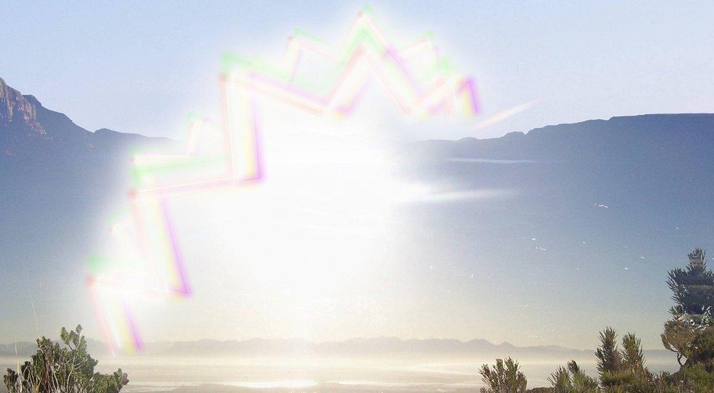 fenomeno dell'aura visiva