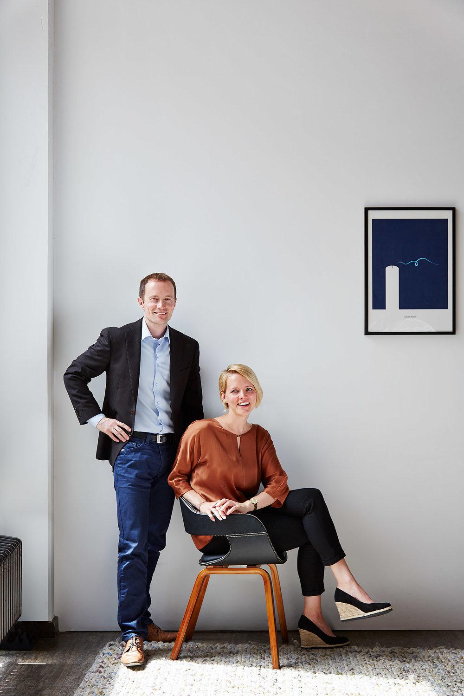 Jess & Sanne for Wayfair Berlin
