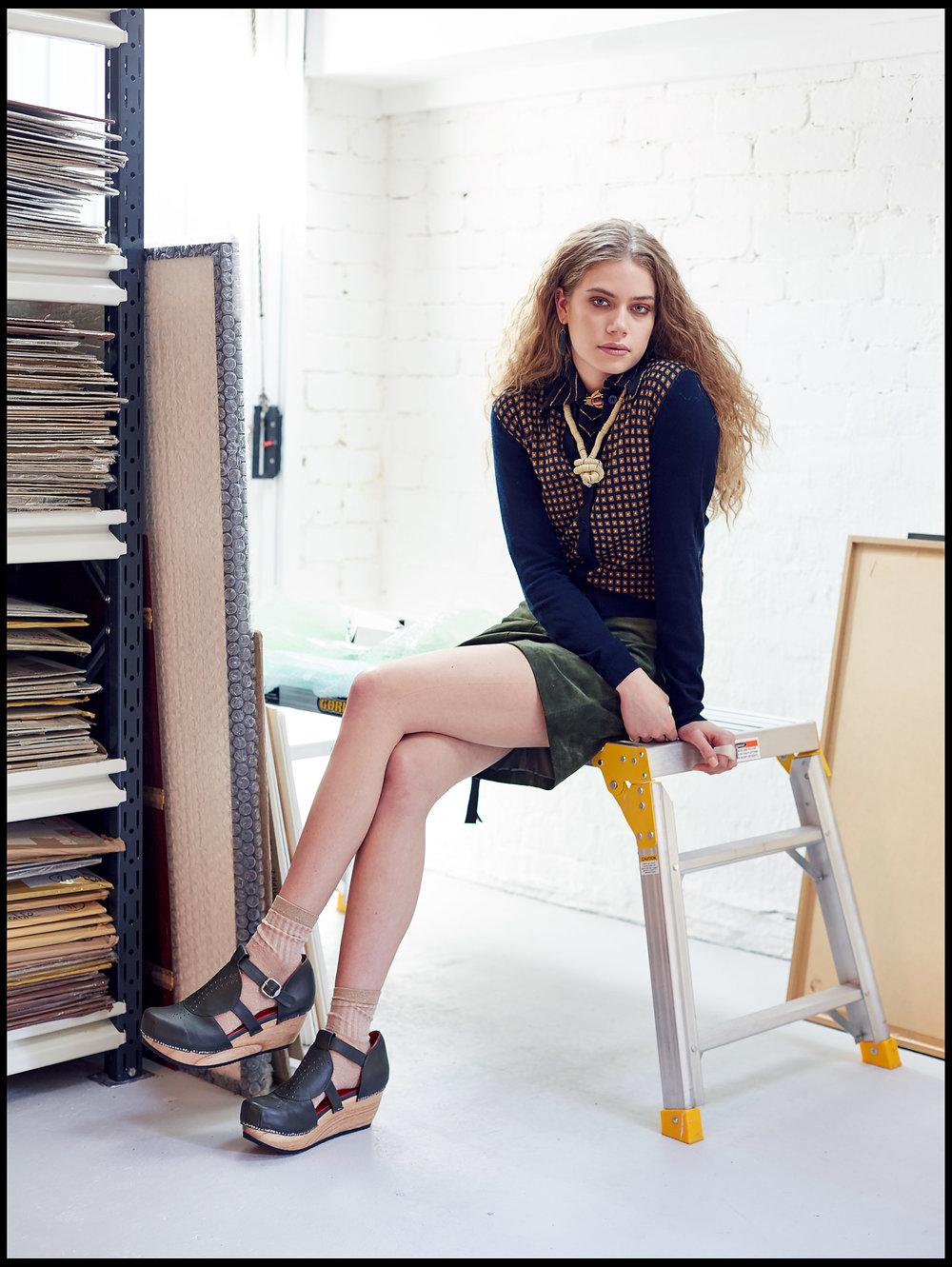 Valentina Kadi for Giant Management