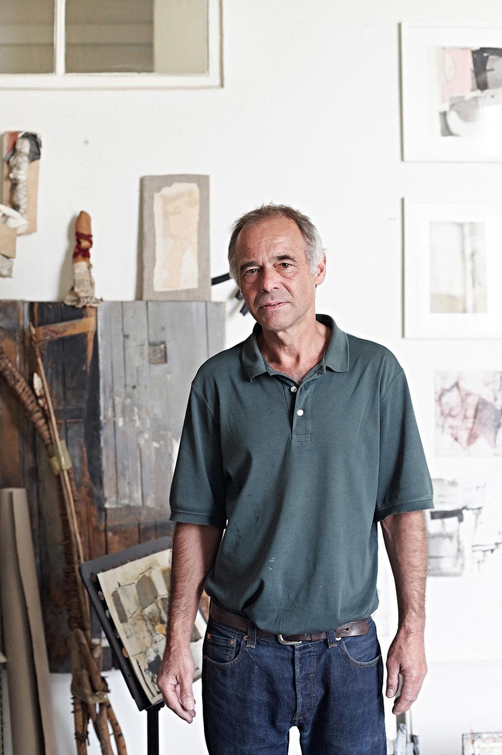 Hermann Hart - Berlin Artist Portrait series