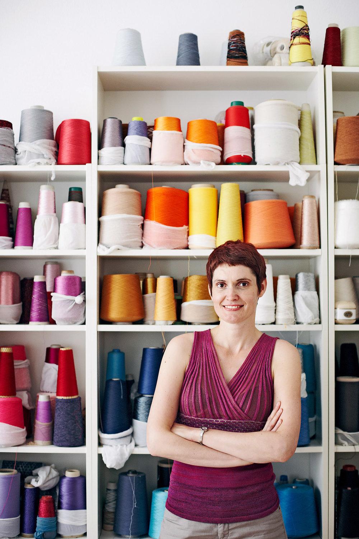 Martina Manfreda - Berlin Artist Portraits series