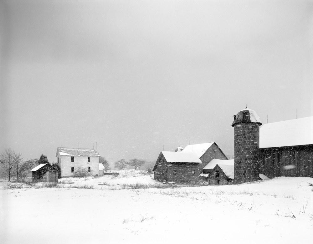 Leelanau Farm (Michigan) 1976