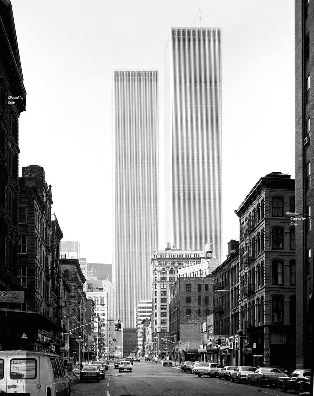 Minoru Yamasaki, World Trade Center (New York, NY) 1978
