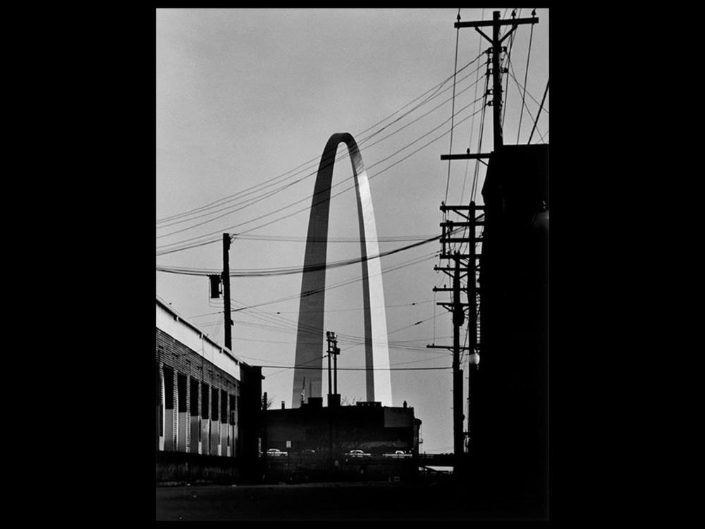 Eero Saarinen, St. Louis Arch