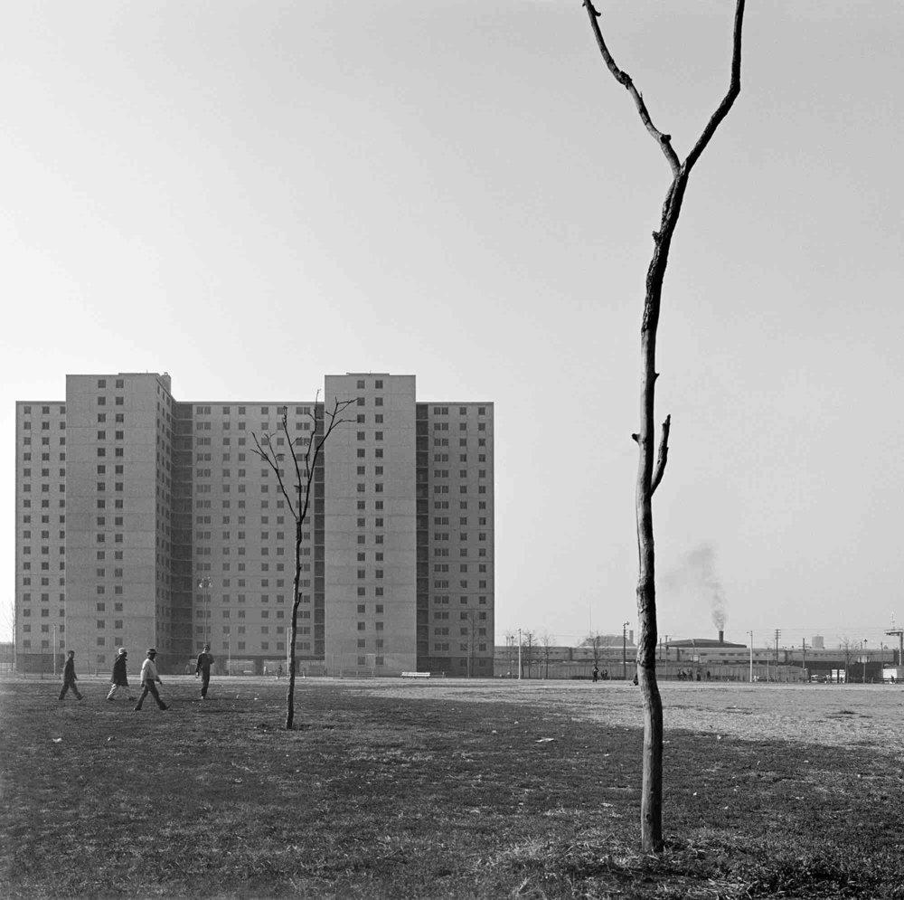 S.O.M., Robert Taylor Homes (Bronzeville, IL) 1962