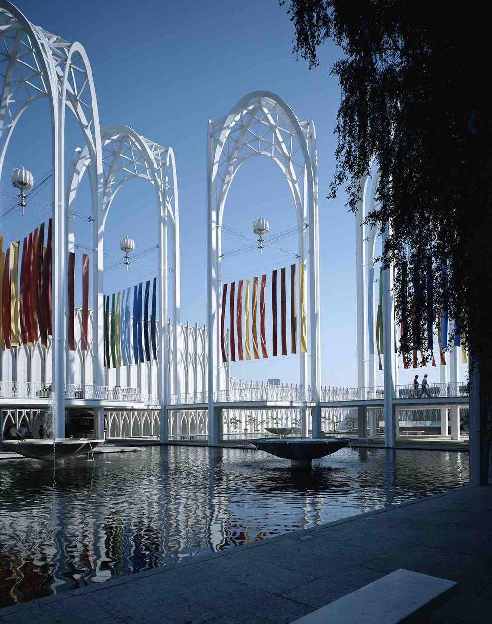 Minoru Yamasaki, World's Fair (Seattle, WA) 1962