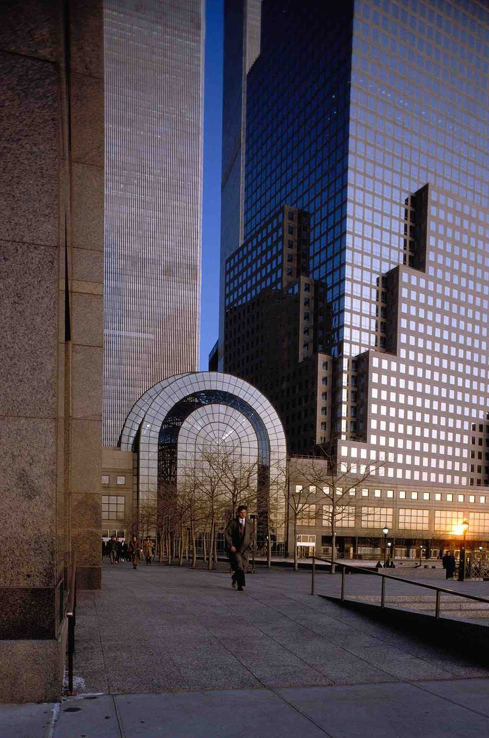 MInoru Yamasaki, World Trade Center (New York, NY) 1973