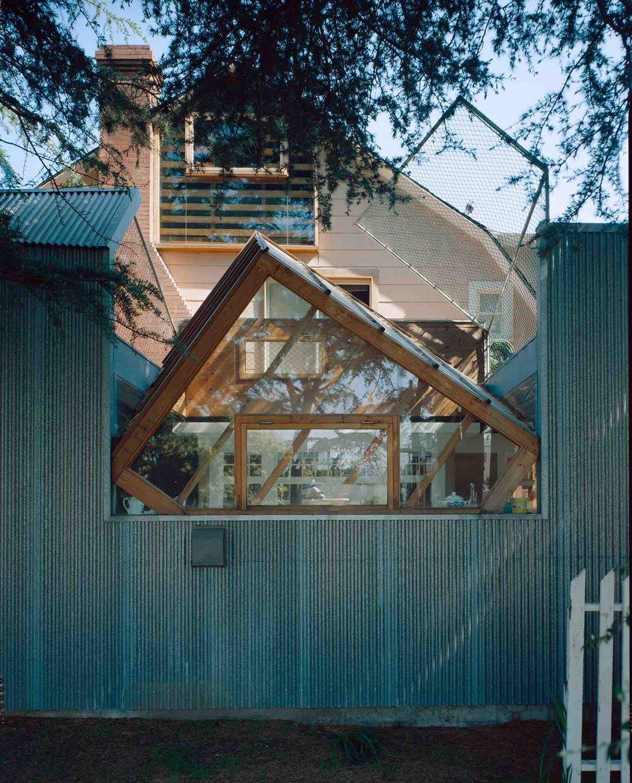 Frank Gehry Residence (Santa Monic, CA) 1979