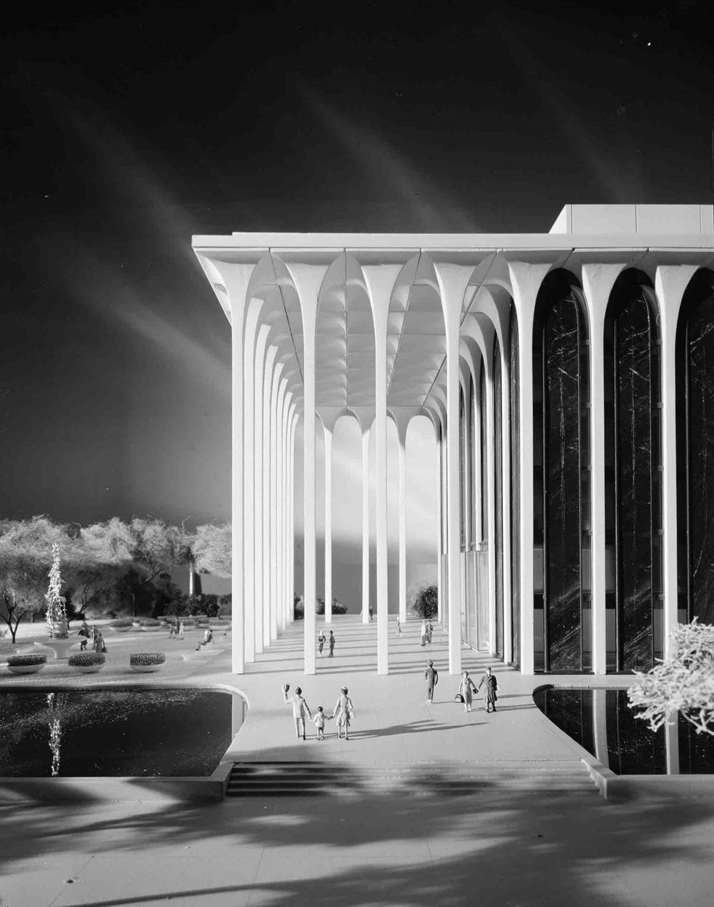 Minoru Yamasaki, Northwestern National Life Building (Minneapolis, MN) 1964