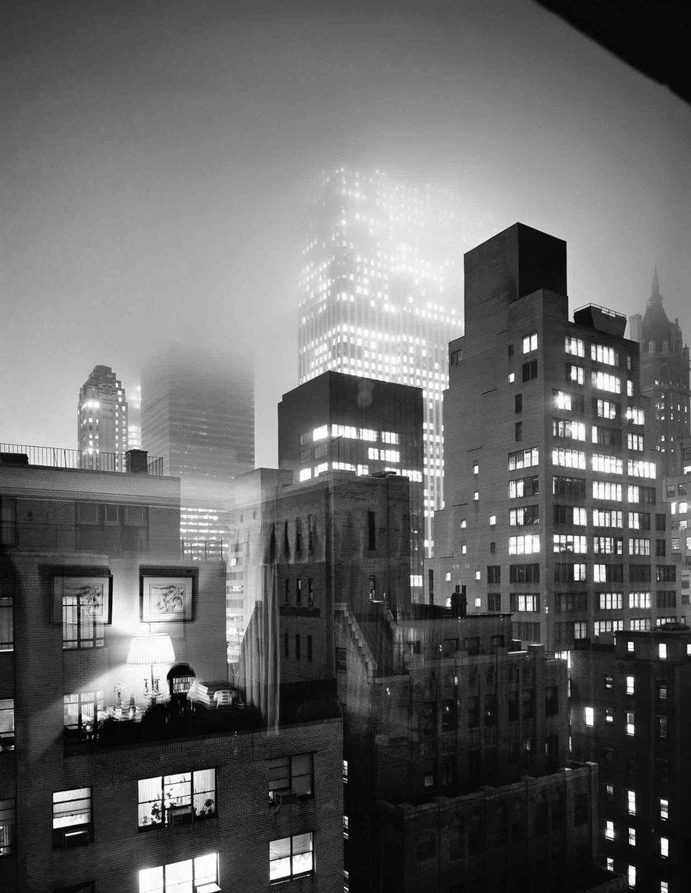 My Regency Window (New York, NY) 1975