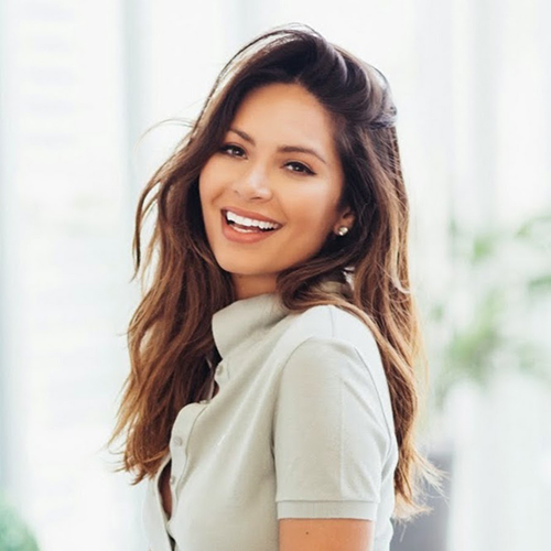 MARIANNA HEWITT - INFLUENCER & BEAUTY BLOGGER OF THE YEAR 2016