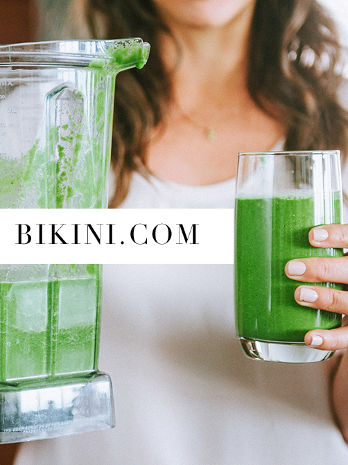 BIKINI.COM:   Eat Your Way to Tanner Skin