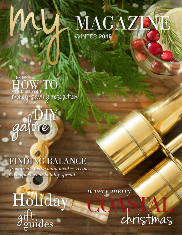 MY MAGAZINE: WINTER 2015