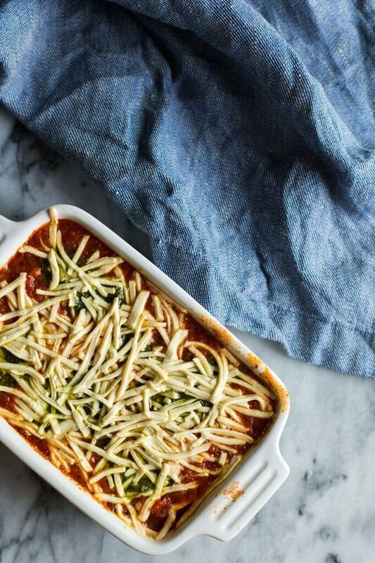 DARLING MAG: Italian Butter Bean Bake