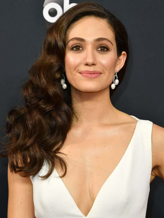 EMMY ROSSUM: ACTRESS & DIRECTOR