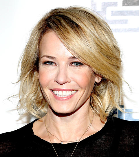 CHELSEA HANDLER - COMEDIAN, ACTRESS & TV HOST