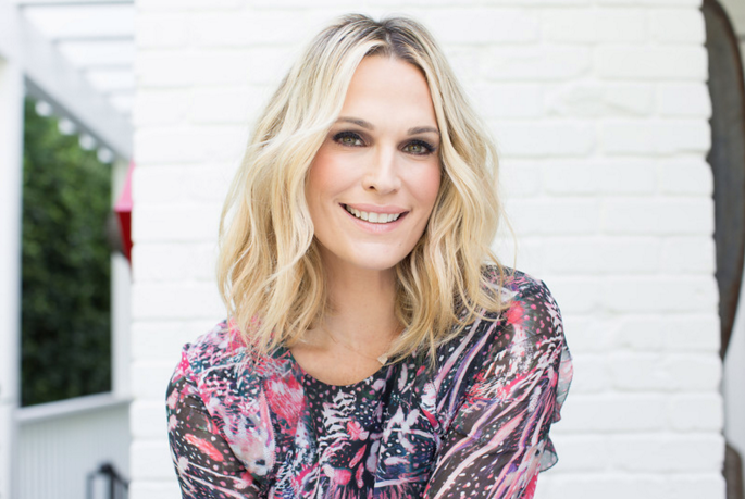 MOLLY SIMS: ACTRESS, MODEL & MOM