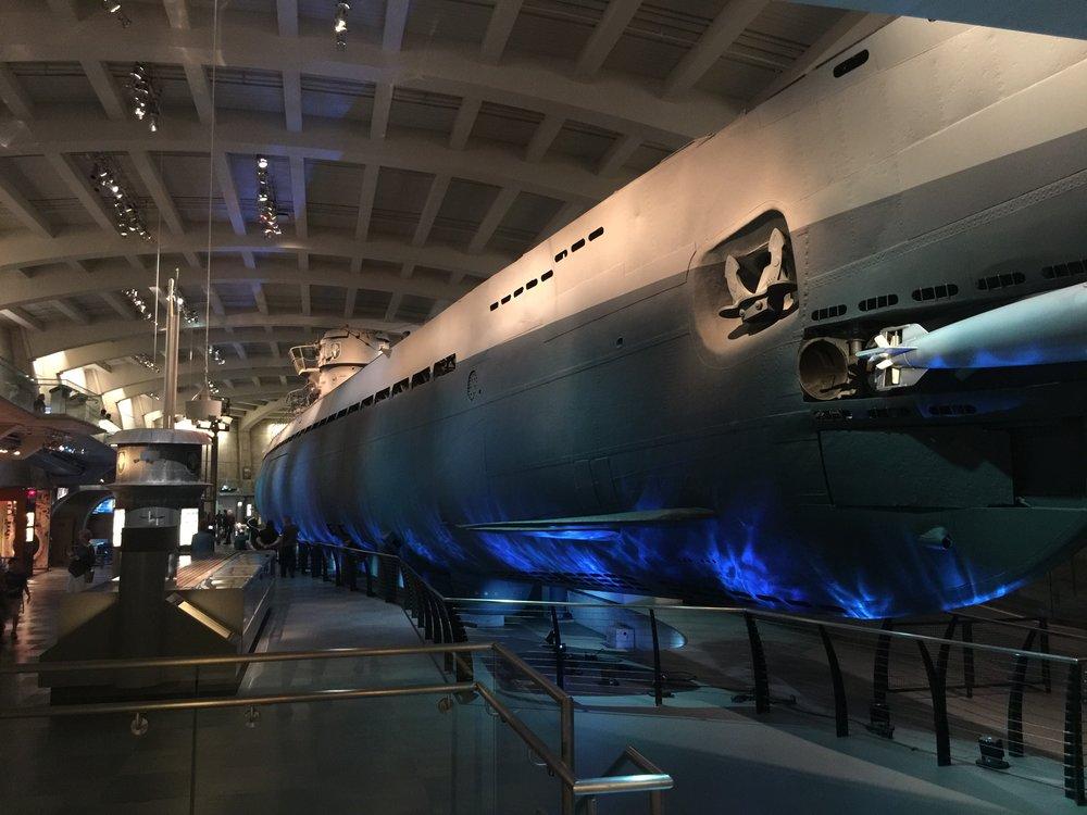 The real U-505