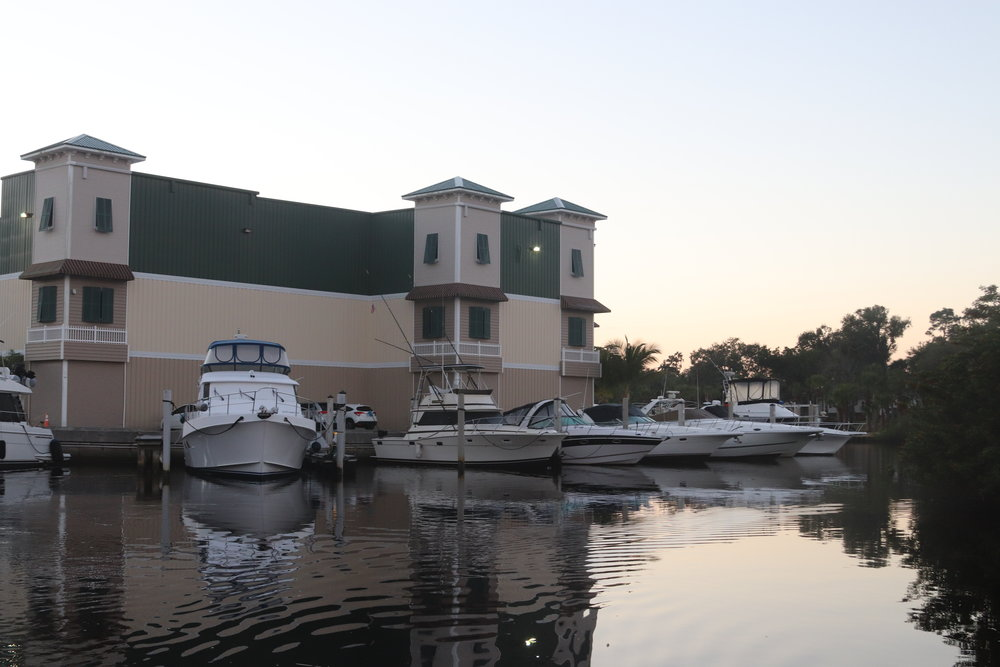 Turtle Cove Marina - Stout's home for 6 weeks