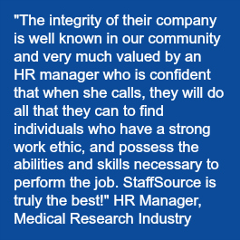 staffing success story 1