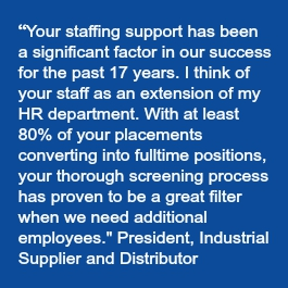 staffing success story 15