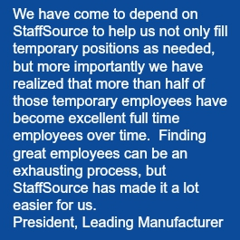 Staffing Success Story 17