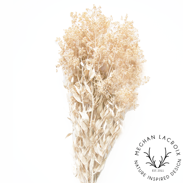 Preserved Sesame Bloom - Almond