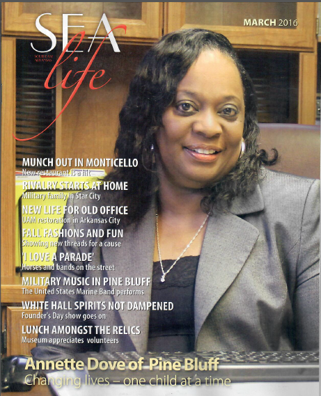 Our Executive Director, Annette Dove, was featured in the SEA Life Magazine. Click Here to Read her article!