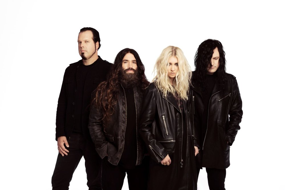 Pretty Reckless KISW Pain In The Grass 2017