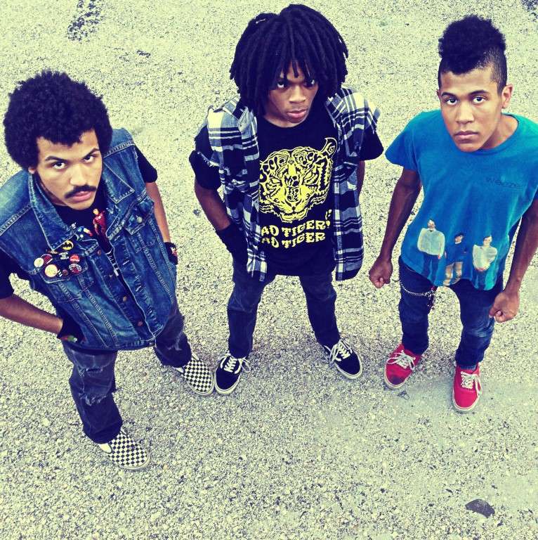 Radkey KISW Pain In The Grass 2017
