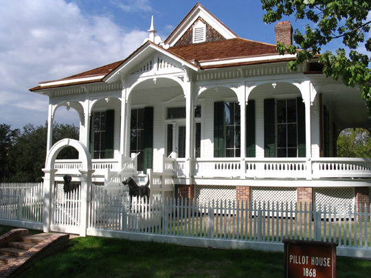 1868 Pillot House