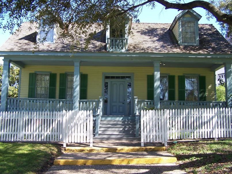 1868 San Felipe House