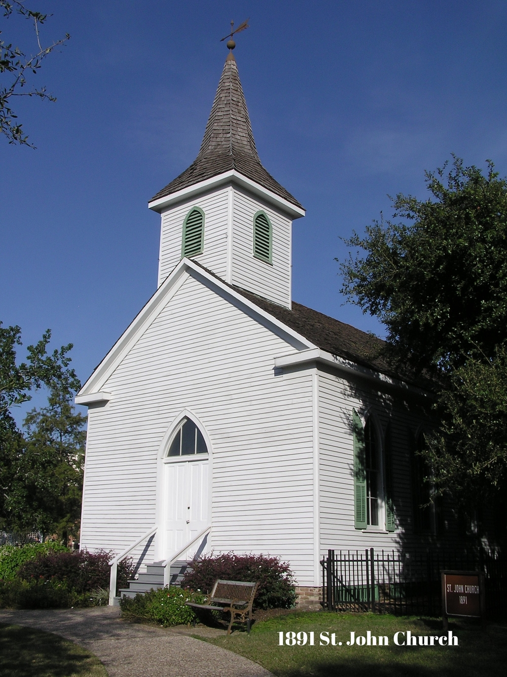 1891 St. John Church