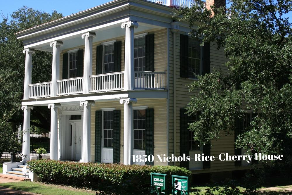 1850 Nichols-Rice-Cherry House