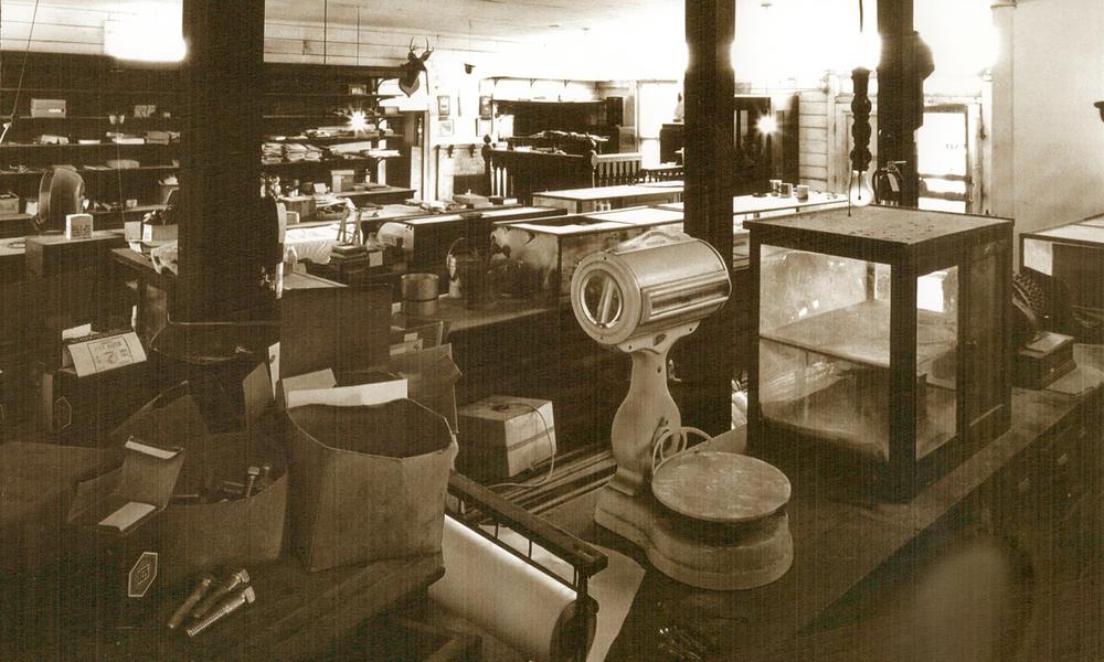 Duncan General Store original location