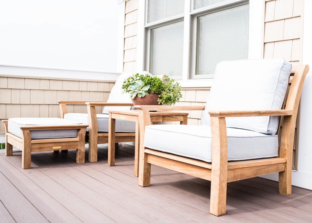 Plum Island Outdoor Living Space