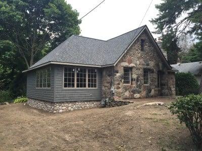 Home Addition: Jewett Ave