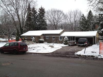 Custom Home Ann Arbor Hills Rochman Design Build
